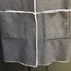 Sanctuary Jackets & Coats - Sanctuary Los Angeles Sherpa Lined Long Vest A3